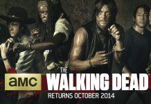 The Walking Dead Season 5 Poster
