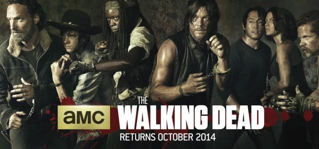 "Comic-Con 2014: das erste Poster zur neuen ""The Walking Dead""-Season"