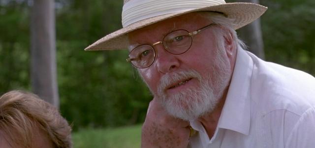 Gandhi-Regisseur und Jurassic-Park-Star Richard Attenborough ist tot
