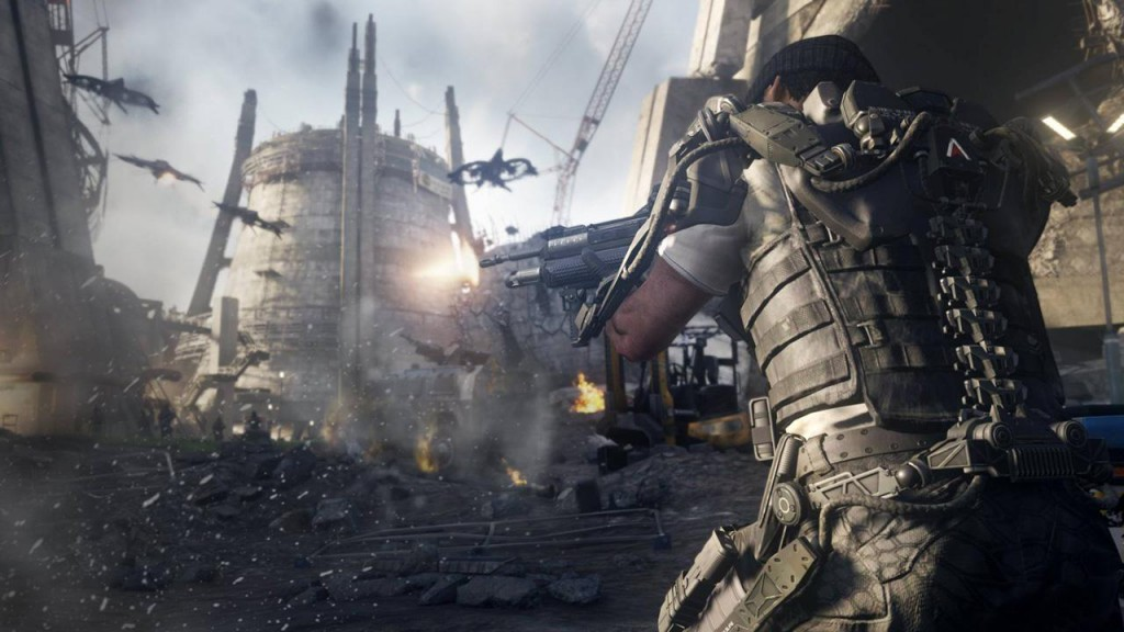 Call of Duty Advanced Warfare Vorschau 4
