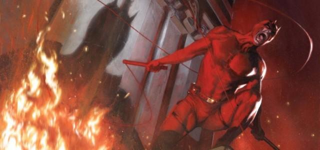 """Ein neues Bild vom """"Daredevil""""-Set zeigt Deborah Ann Woll als Karen Page"""