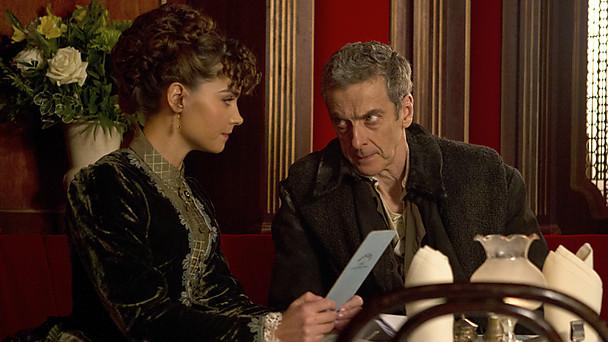 Doctor Who Staffel 8 Bilder 1