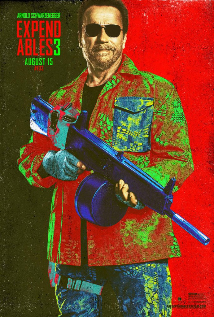 The Expendables 3 Trailer 2 Poster 2