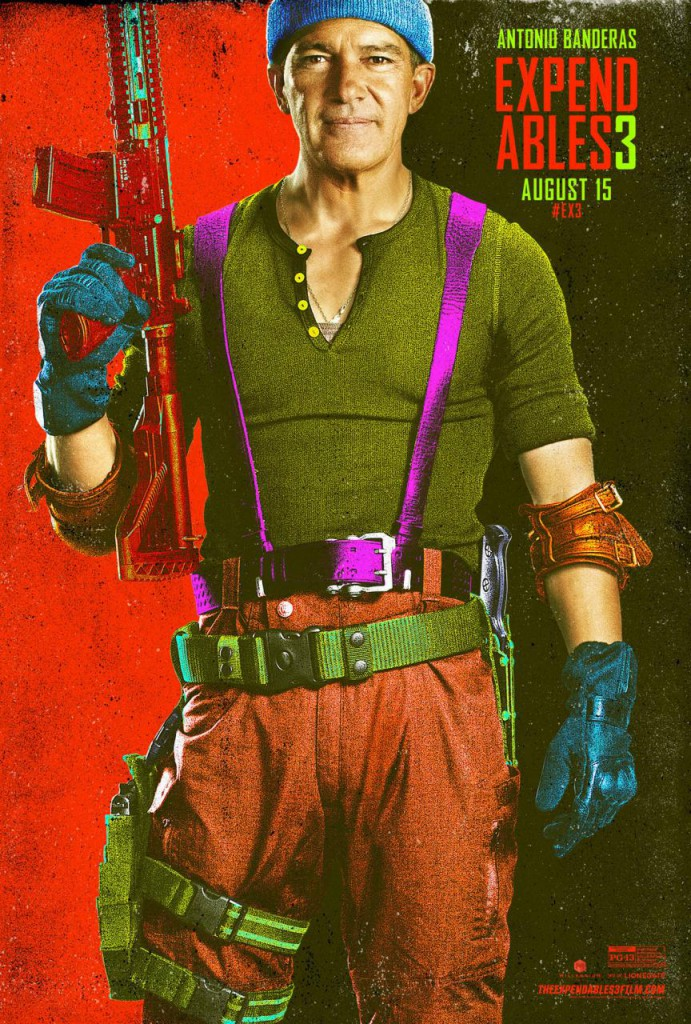 The Expendables 3 Trailer 2 Poster 3