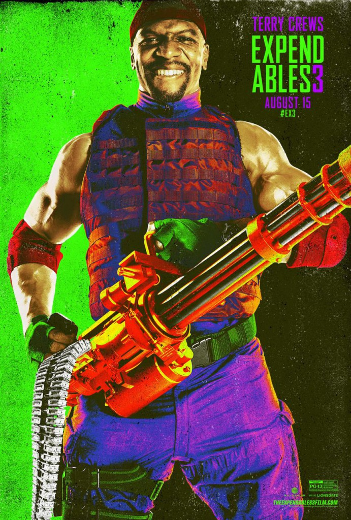The Expendables 3 Trailer 2 Poster 5