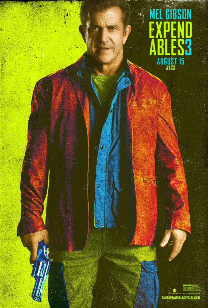 The Expendables 3 Trailer 2 Poster 7