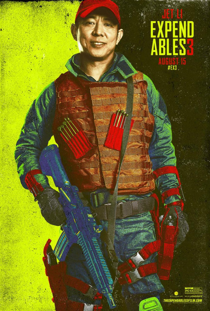 The Expendables 3 Trailer 2 Poster 9