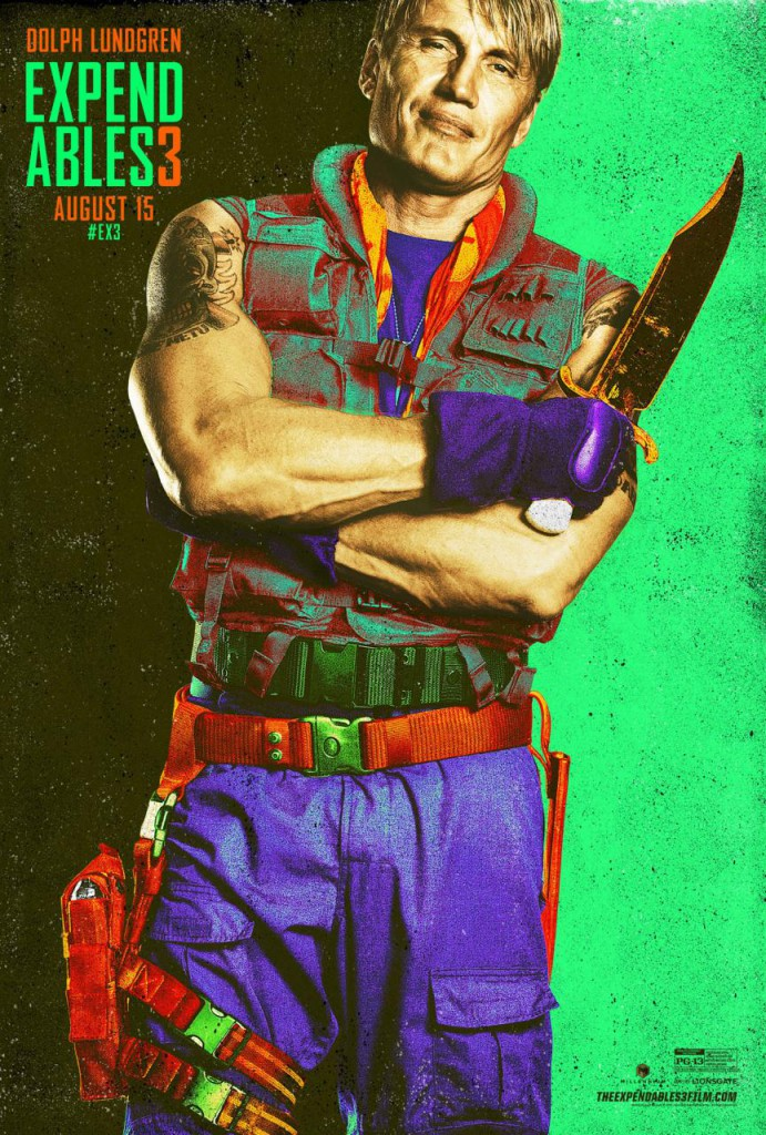 The Expendables 3 Trailer 2 Poster 10