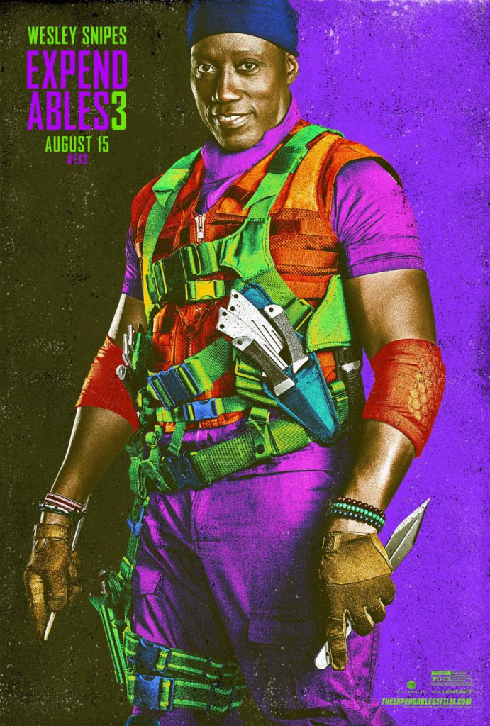 The Expendables 3 Trailer 2 Poster 15