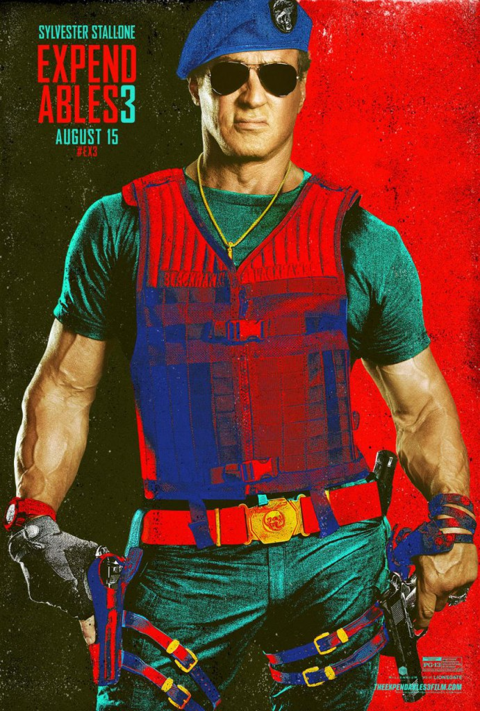 The Expendables 3 Trailer 2 Poster 16