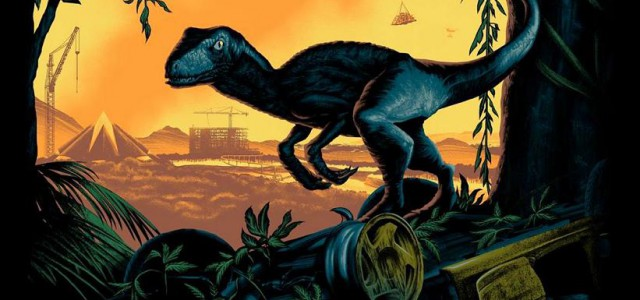 Jurassic World ist abgedreht!