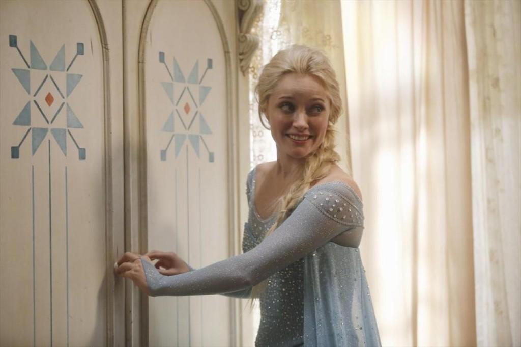Once Upon a Time Season 4 Elsa 1