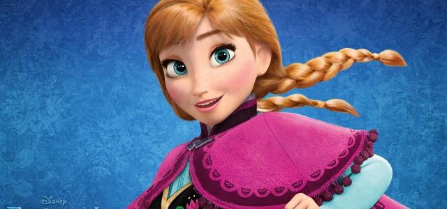 """So sieht Elsas Schwester Anna in Season 4 von """"Once Upon a Time"""" aus"""