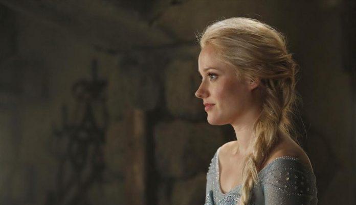 Once Upon a Time Season 4 Elsa