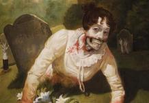 Stolz und Vorurteil und Zombies Film