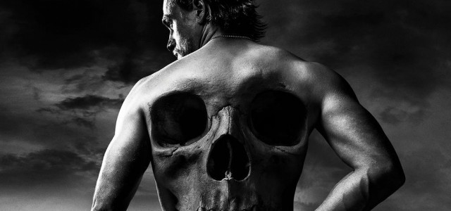 "Grimmiges Poster zur finalen ""Sons of Anarchy""-Season"