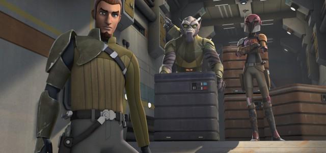 """Disney veröffentlicht die ersten sieben Minuten aus """"Star Wars Rebels"""""""
