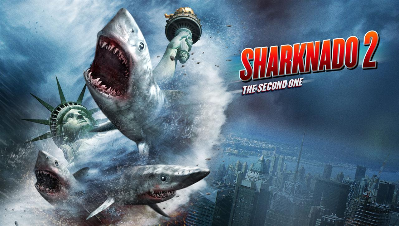 Filme Wie Sharknado