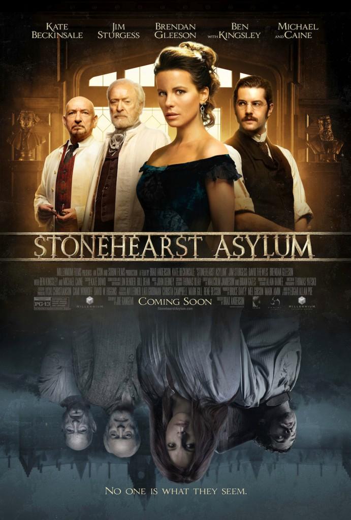 Stonehearst Asylum Trailer und Poster