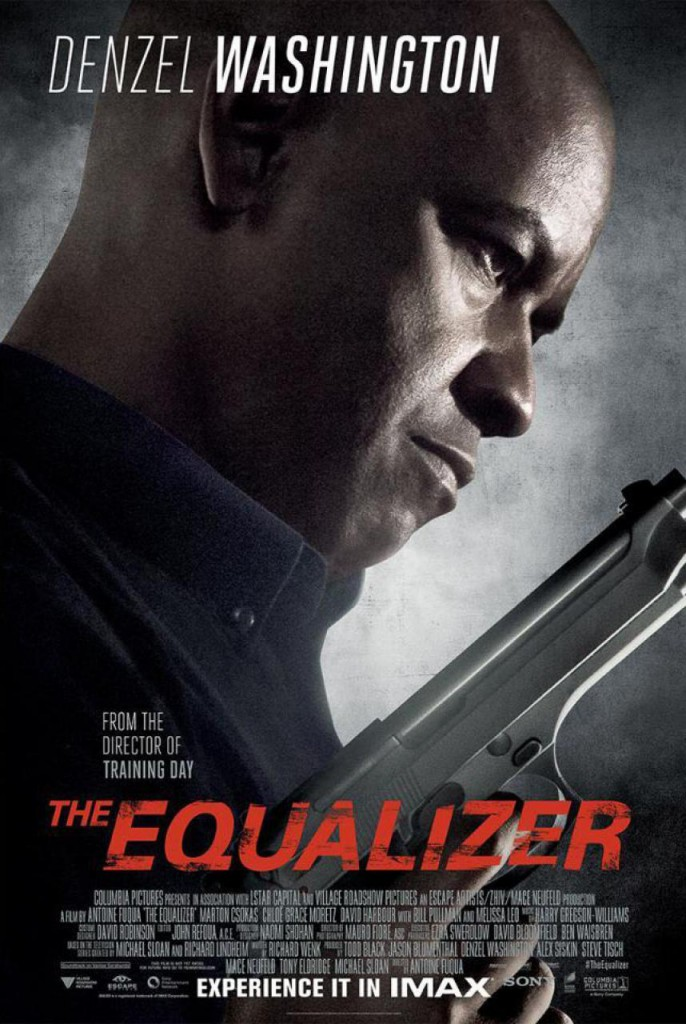 The Equalizer Promos 1