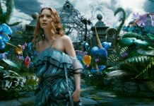 Alice im Wunderland 2 Drehstart