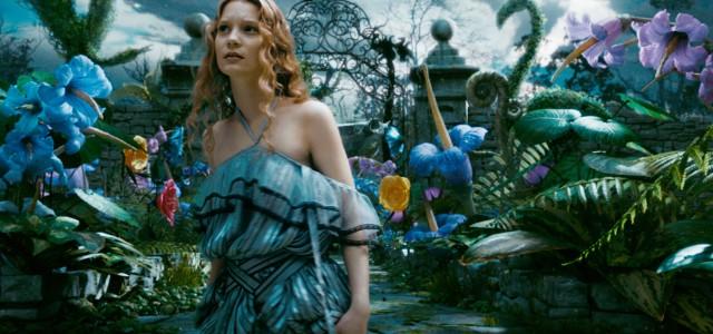 Alice im Wunderland 2 – Beginn der Dreharbeiten!