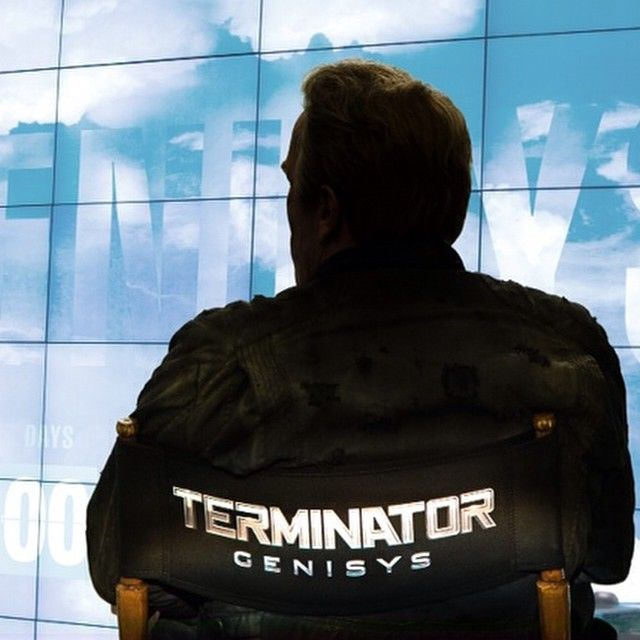 Terminator Titel Arnie