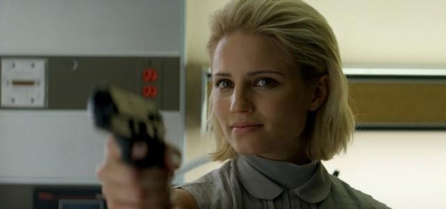 """""""Glee""""-Sternchen Dianna Agron schießt scharf im ersten Foto aus Headlock"""
