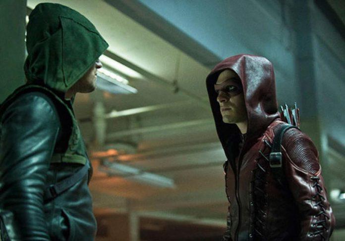 Arrow Season 3 Charaktere