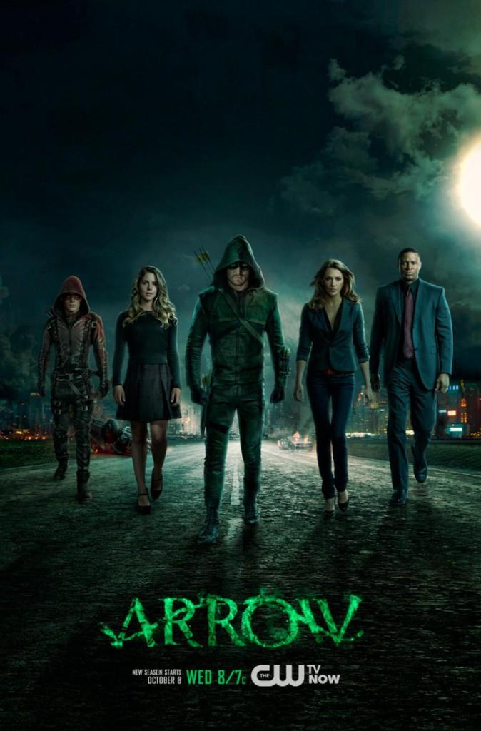 Arrow Season 3 Poster 1