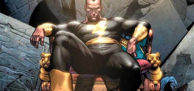 Dwayne Johnson spielt im Comic-Film Shazam den Bösewicht Black Adam