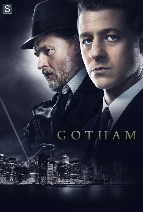 Gotham Clips Plakate