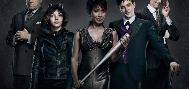"""""""Gotham"""" – Volle Ladung an Plakaten, Spots und Clips zum Serienstart!"""