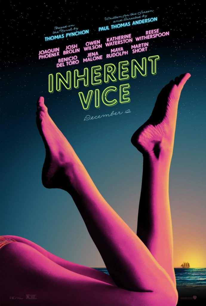 Inherent Vice Trailer & Poster