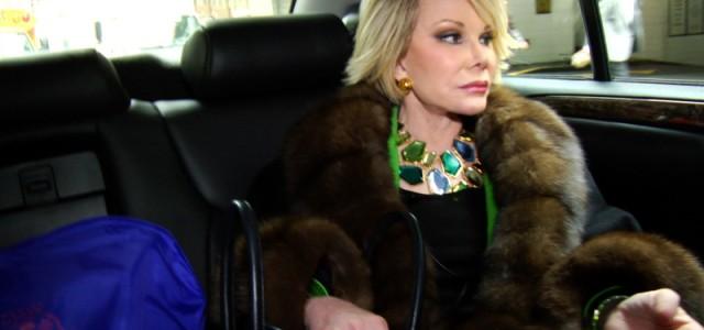 Entertainment-Legende Joan Rivers ist tot