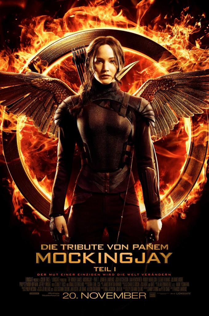 Mockingjay Teil 1 Trailer und Poster