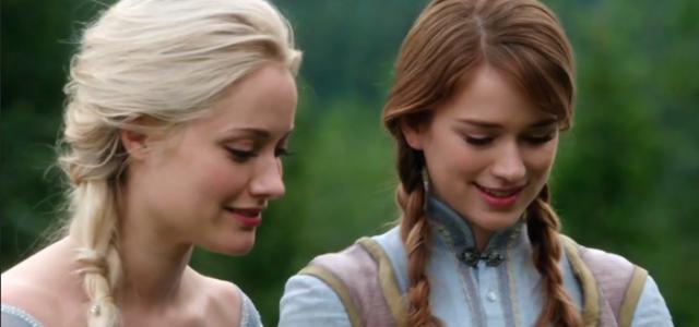 "Neuer ""Once Upon a Time""-Spot zeigt Elsa, Anna, Kristoff und Sven"