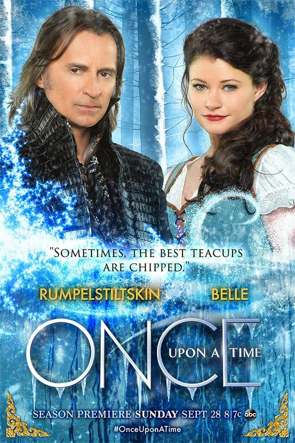 Once Upon a Time Season 4 Plakat 1