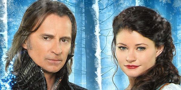 """Rumpelstilzchen und Belle zieren das neue """"Once Upon a Time""""-Plakat"""