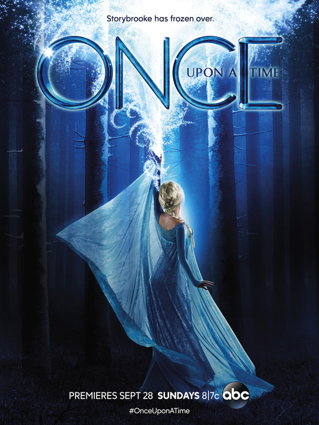 Once Upon a Time Season 4 Poster 1