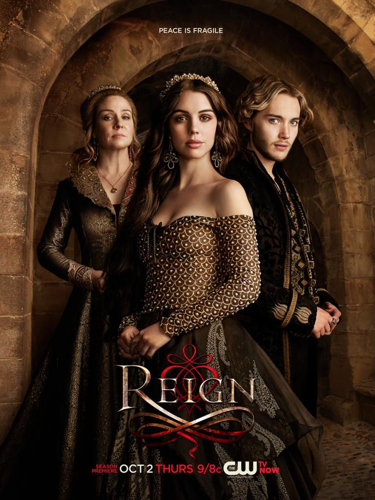 Reign Season 2 Poster 1