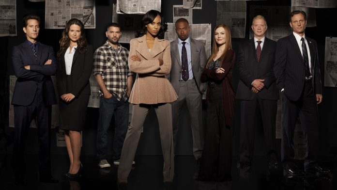 Scandal Season 4 Teaser