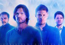 Supernatural Staffel 10 Poster