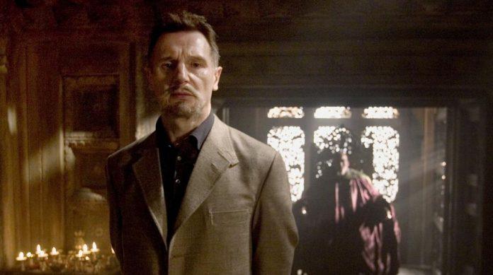Liam Neeson Ra's Al Ghul