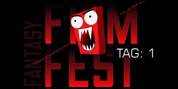 Fantasy Filmfest 2014 Tagebuch – Tag 1