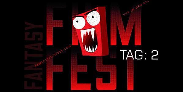 Fantasy Filmfest 2014 Tagebuch – Tag 2