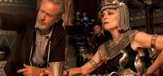 Hinter den Kulissen von Ridley Scotts Exodus – Götter und Könige