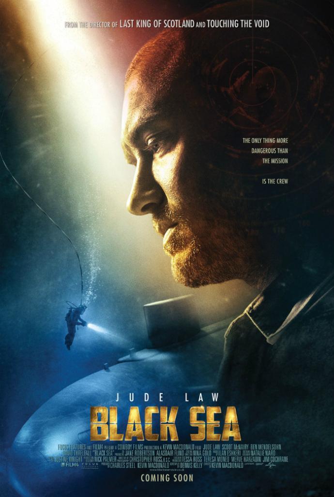 Black Sea Trailer & Poster