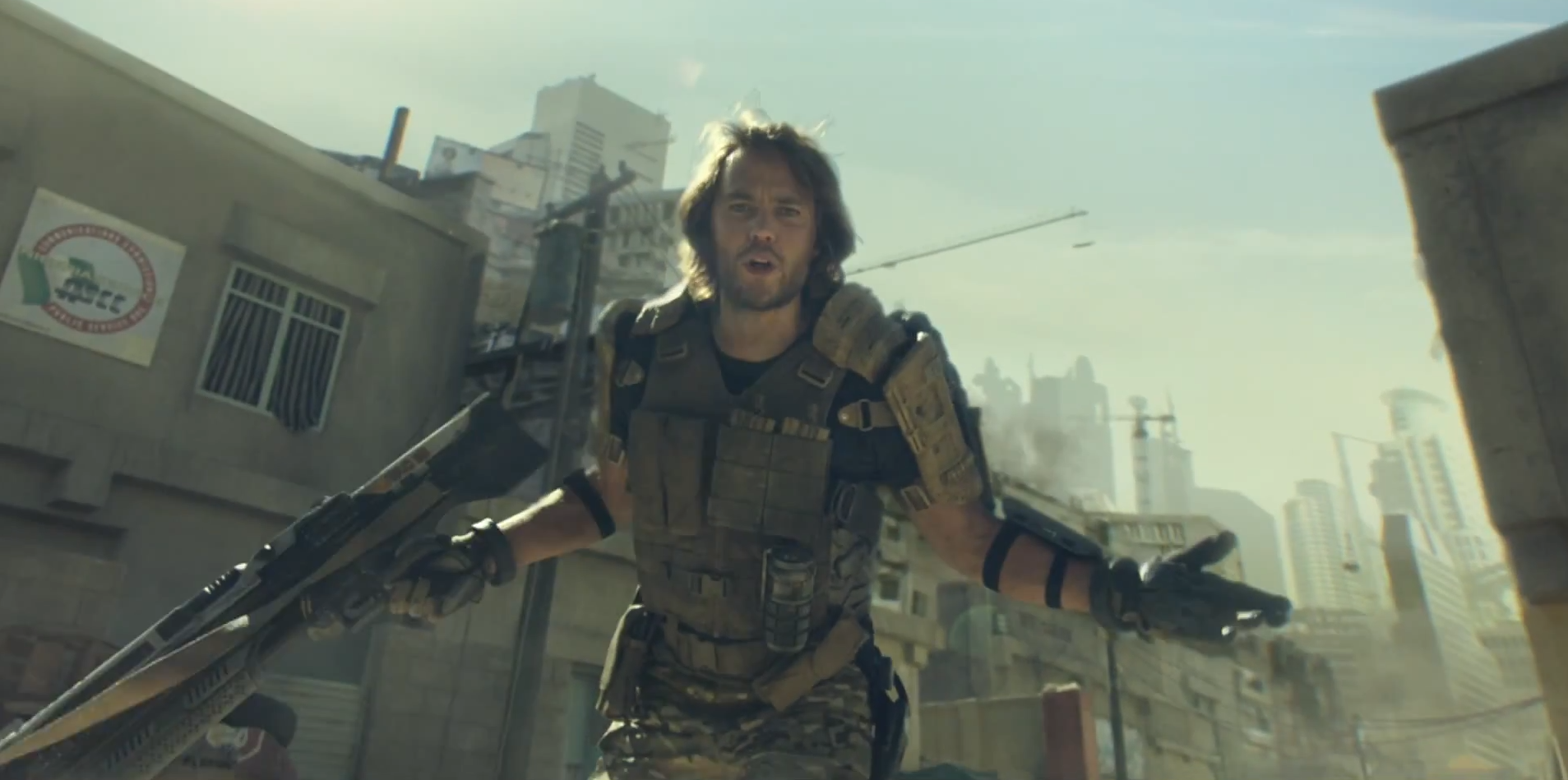"Rasanter Live-Action-Trailer zu ""Call of Duty: Advanced ..."