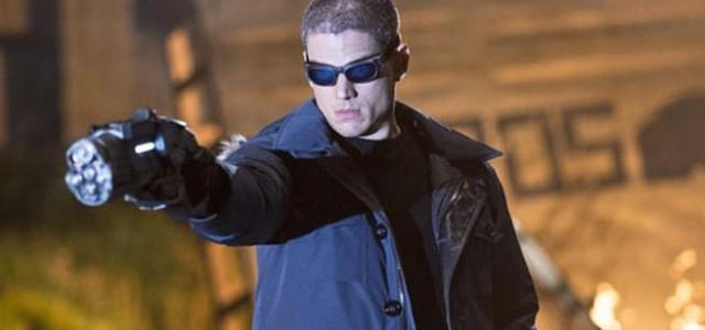 """Neuer """"The Flash""""-Trailer zeigt Wentworth Miller als Captain Cold"""